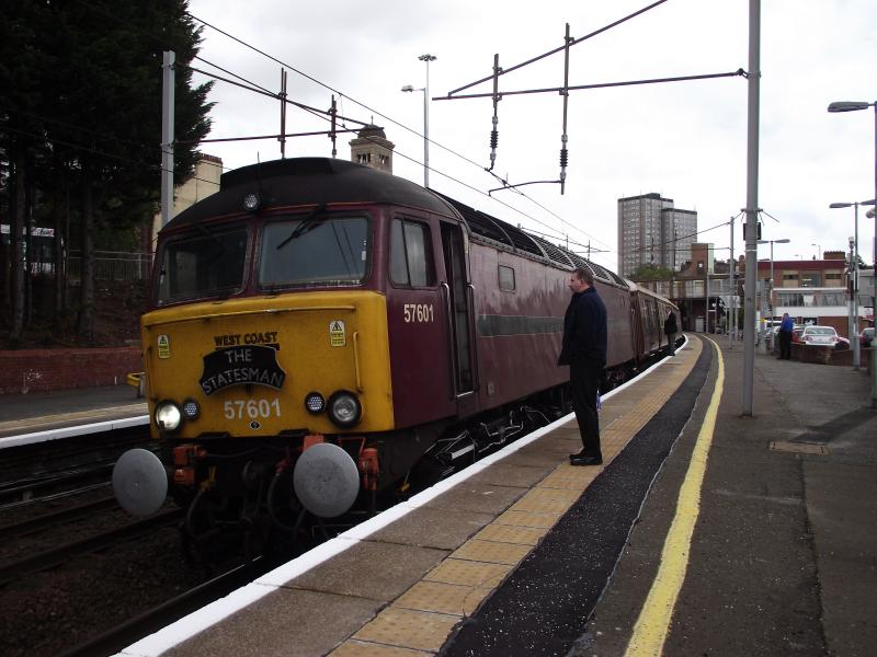 Photo of 57601 at Motherwell