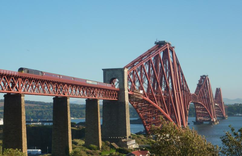 Photo of 67005 2G13 Forth Bridge at North Queensferry