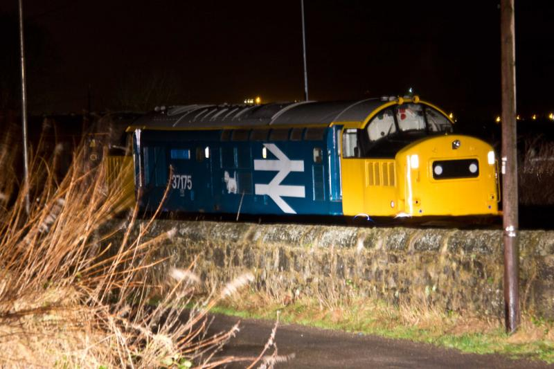 Photo of 37175 on 5Z47 at Greenhill Upper