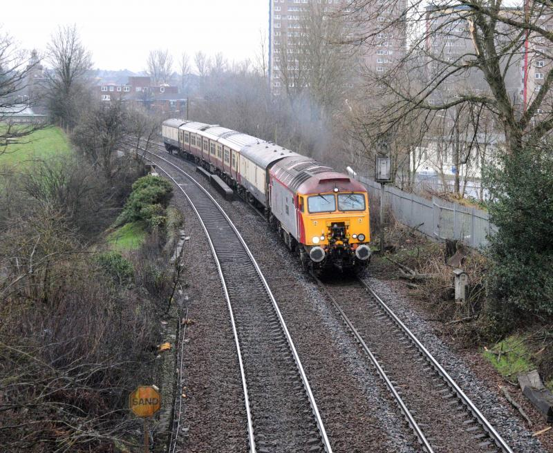 Photo of 5Z70 near Pollokshaws West Station