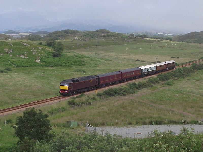 Photo of 1Z57 at Drumbuie - 05 JULY 2012