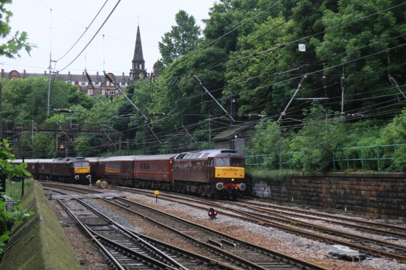 Photo of Royal Scotsman GB Day 3
