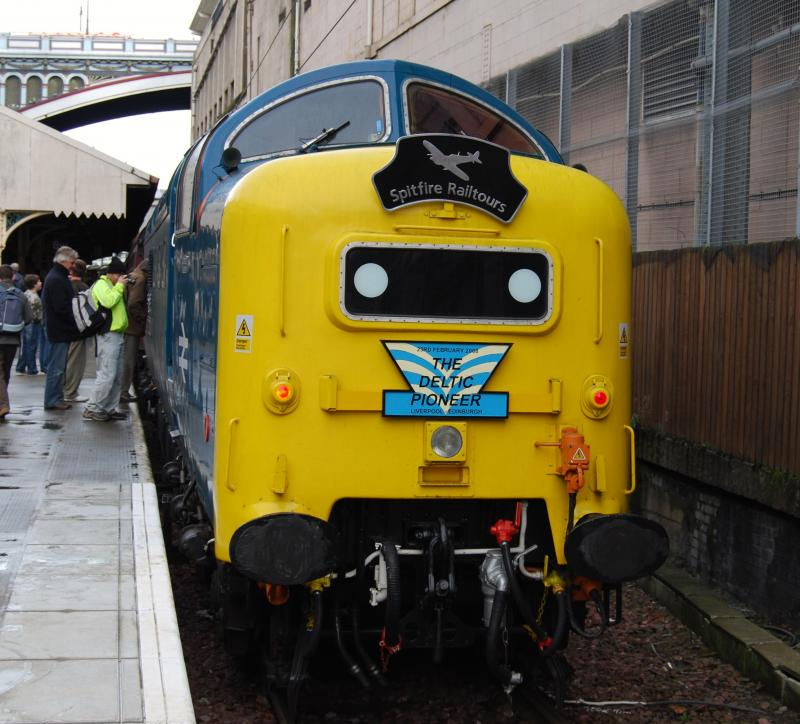 Photo of Deltic 22