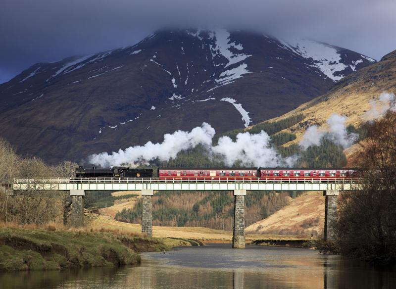 Photo of Great Britain VI Fillan Viaduct
