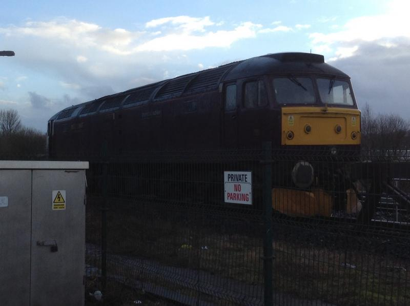 Photo of Class 47