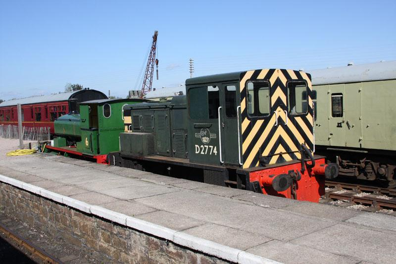 Photo of North British No. D2774