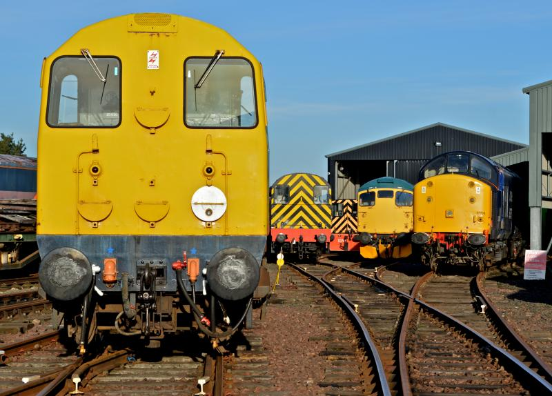 Homepage photo of Bo'ness diesel selection