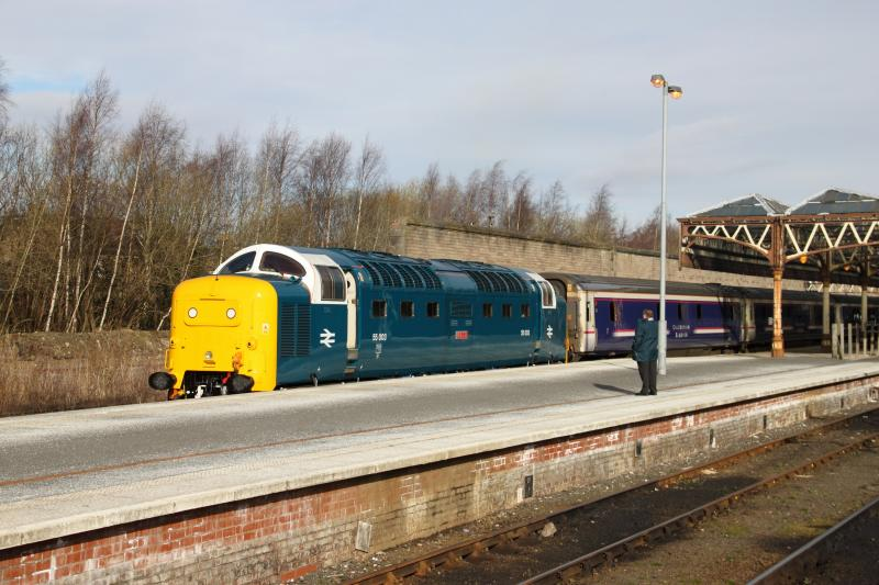 Photo of Deltic 03 Meld