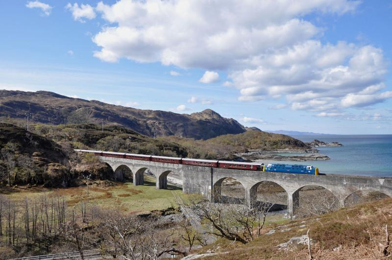 Homepage photo of Deltic to Mallaig