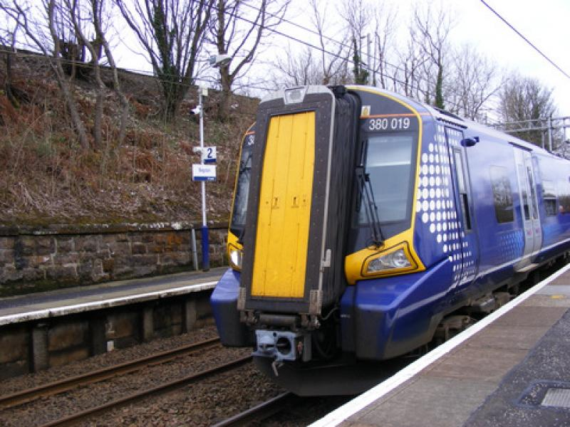 Photo of Class 380 019