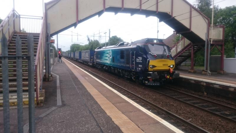 Photo of 88003 at Holytown