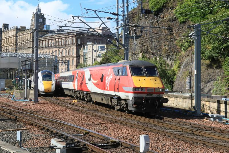 Photo of Old and New at Waverley