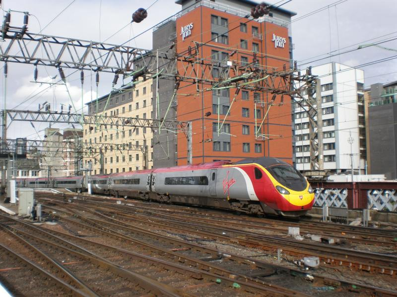 Photo of 390019 at Glasgow Central