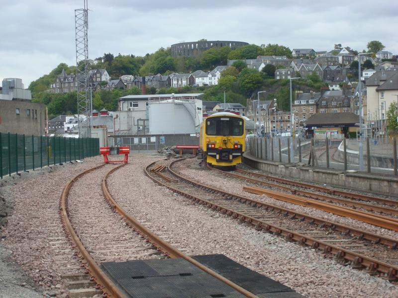 Photo of Network Rail 950001 at Oban