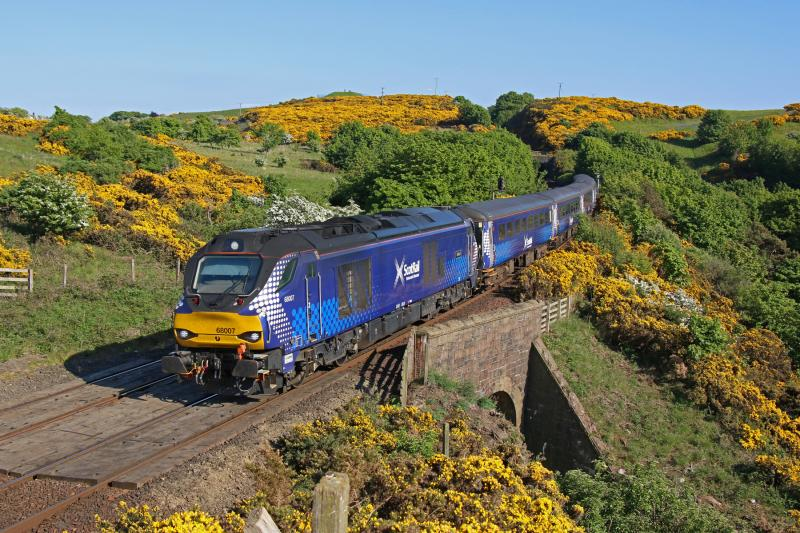 Homepage photo of ScotRail