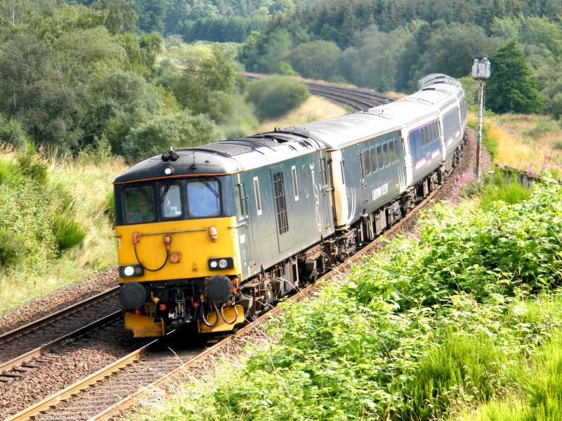 Photo of 73967 @ Bardrill - 10 August 2019