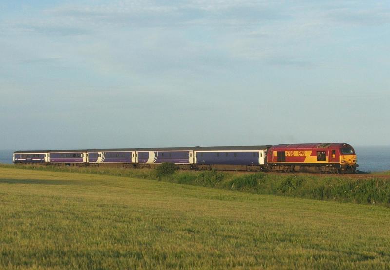 Scot Rail Co Uk Caledonian Sleepers
