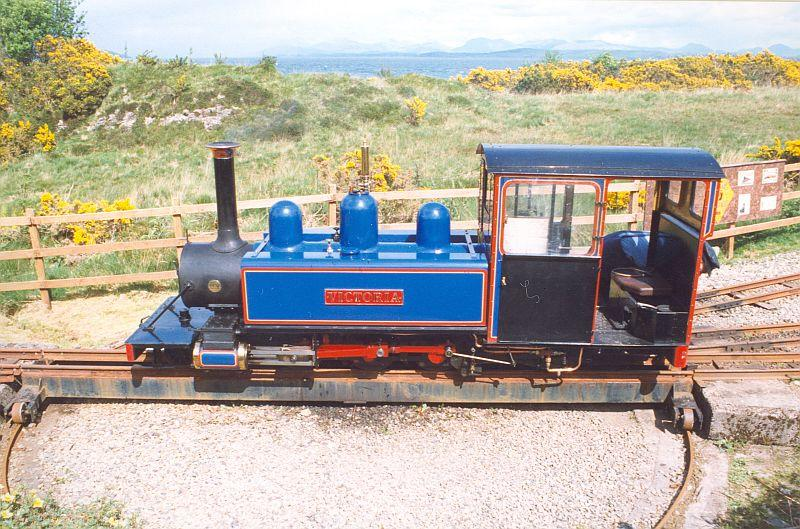 Photo of Isle of Mull Railway loco