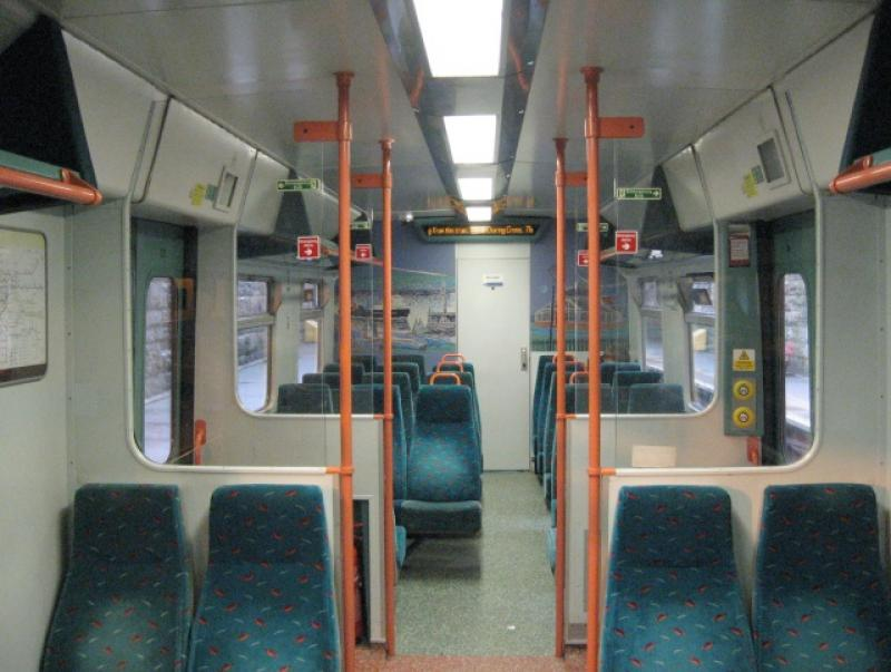 Photo of Class 320 interior