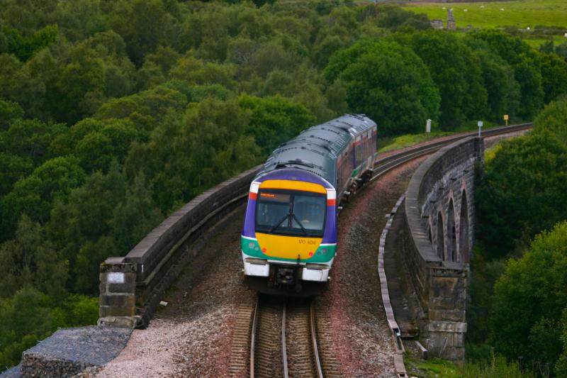 Photo of 170404 at Slochd Viaduct