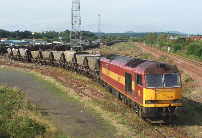 scot-rail.co.uk » Photo » 60029 Perth Yard
